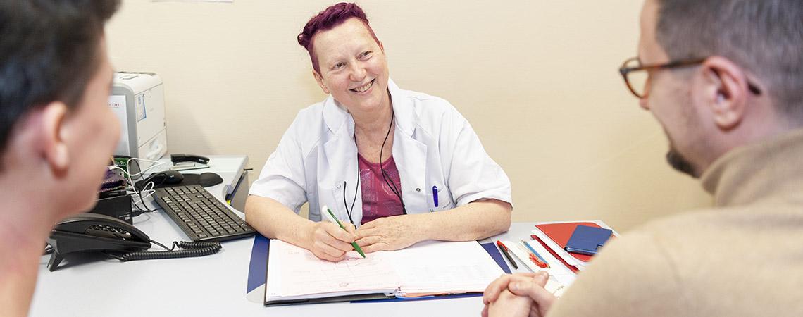 consultation de sexologie Dr Manon Bestaux maternité